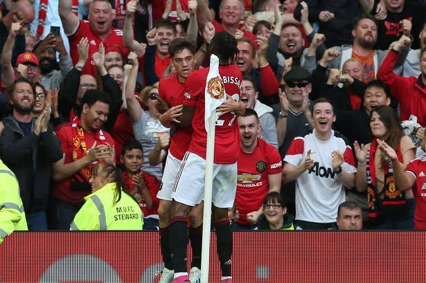 Manchester United first-seven Premier League Fixtures ...