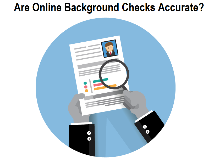 Are Online Background Checks Accurate