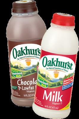 FREE Oakhurst Milk