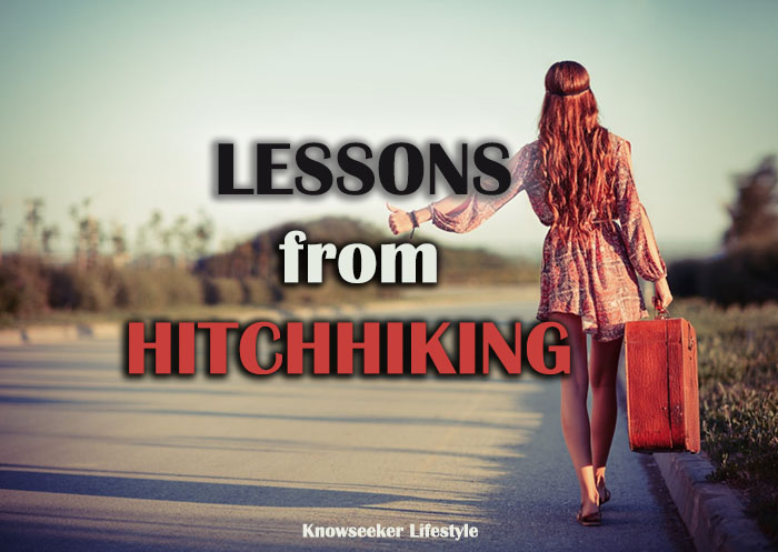Lessons From Hitchhiking