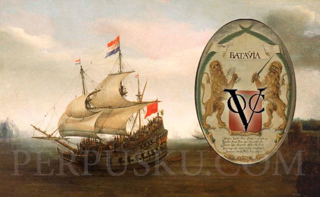 VOC Vereenigde Oostindische Compagnie