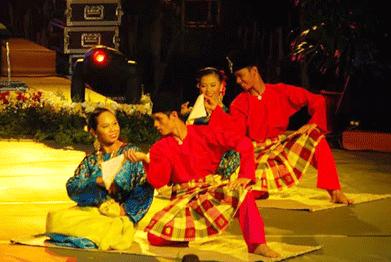 Tari Zapin Betawi Tarian Tradisional Betawi DKI Jakarta