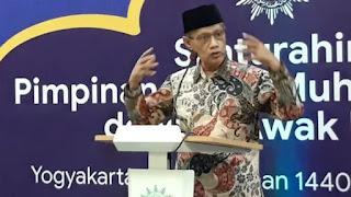 Muhammadiyah: Jangan Sampai Mal Dibuka Tapi Masjid Ditutup