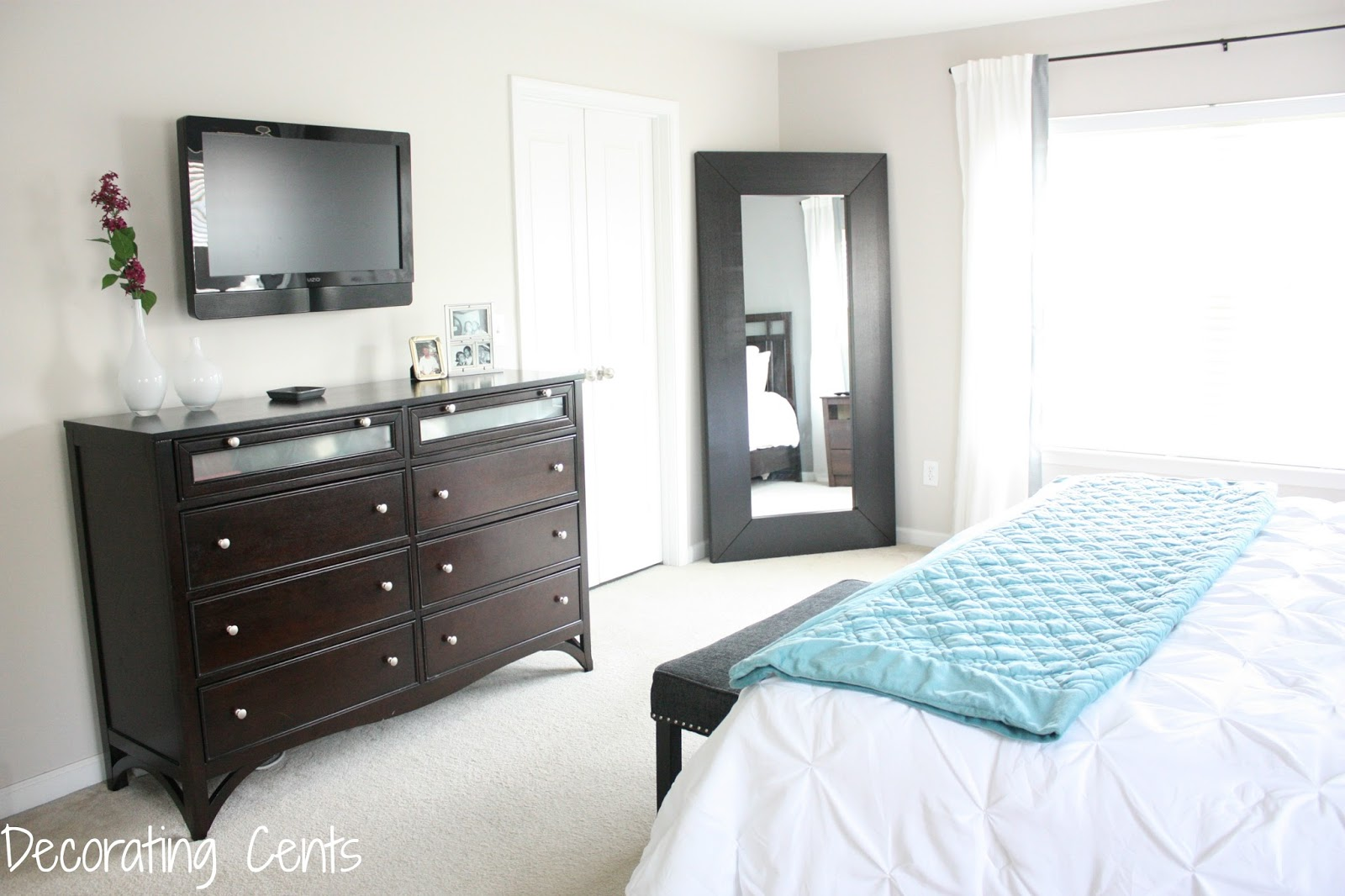 Decorating Cents Master Bedroom Source List