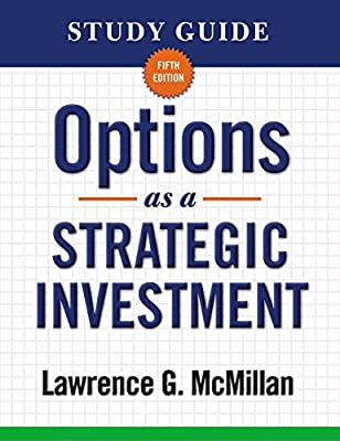 Options as a Strategic Investment 5th Edition