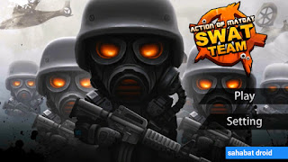 Action of mayday swat team mod apk