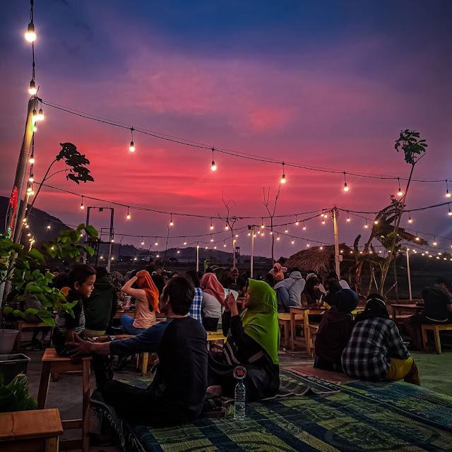 Cafe SAP Kediri Jawa Timur