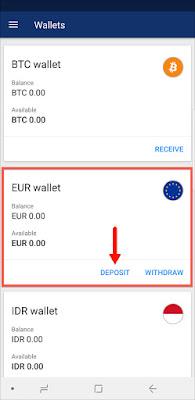 How to Deposit Money In Luno Account