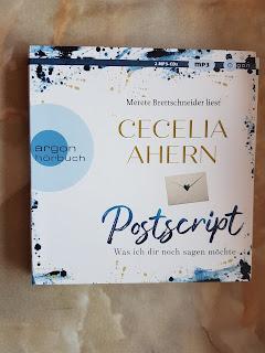 Lesezauber Hörbuchrezension Postscript Cecelia Ahern