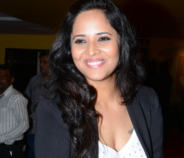 Anasuya at Devi Sri Prasad's Live Music & Dance Show