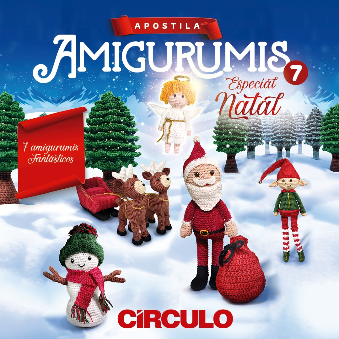 As 50 Melhores Ideias de Amigurumis Com Receita e Gráfico!   1080x1080