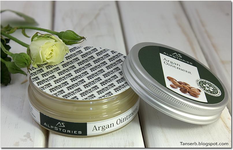 Косметическое средство AlpStories Argan Ointment