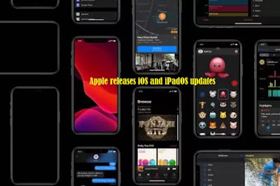 Apple Releases iOS 13.4 And iPadOS 13.4 For iPhone And iPad
