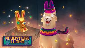 اكتشف لعبة المغامرة الشيقة Adventure Llama على هواتف الاندرويد و الايفون