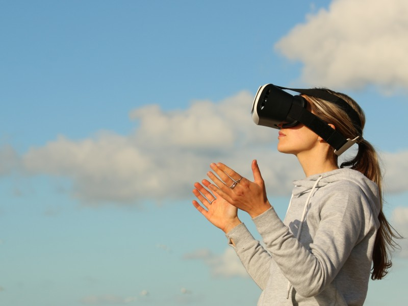 Download Virtual Reality HD wallpaper. Click Visit page Button for More Images.