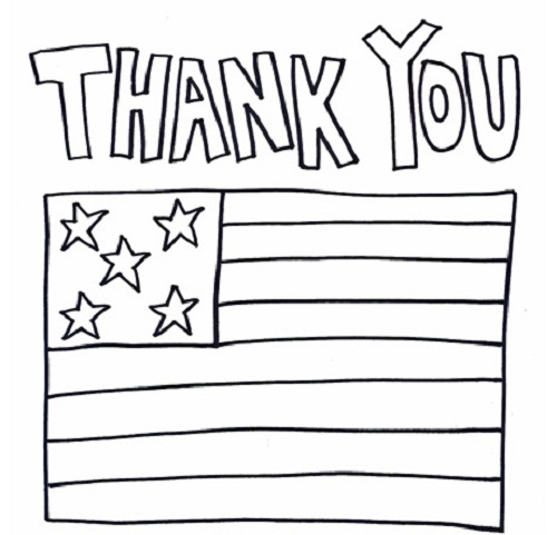 {*2020*} Veterans Day Coloring Pages and Sheets Printable