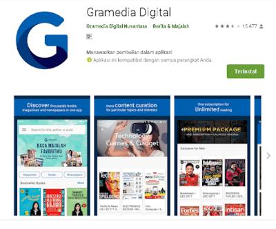 aplikasi gramedia digital