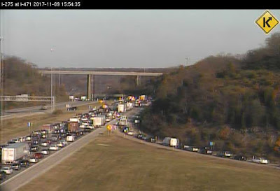 FORT THOMAS MATTERS: I-275 Closed in Both Directions Due to
