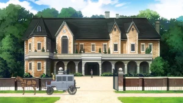 Gambar pertama adalah rumah Shin dari episode 1