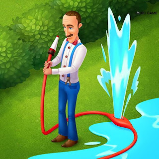 gardenscapes mod apk android 1