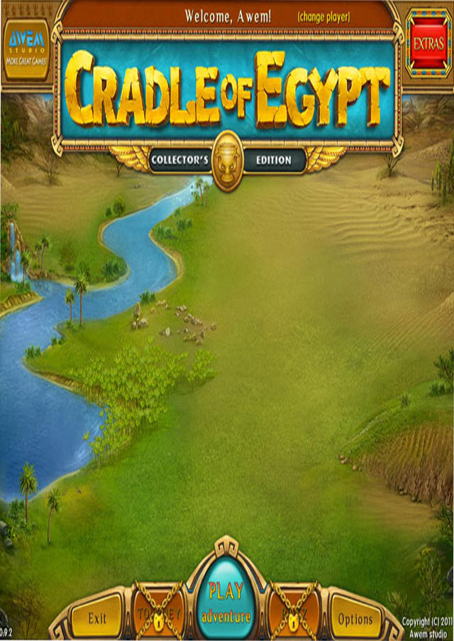 Cradle Of Egypt Collectors Edition Free Download