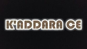 K'ADDARA CE CHAPTER 13