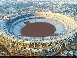 world's largest cricket stadium in ahmadabad