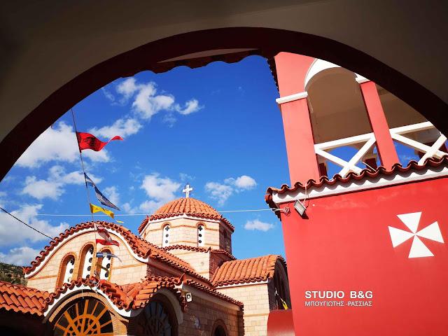 Ομιλία του καθηγητή της Φιλοσοφικής Σχολής Αθηνών Γ. Κρουσταλάκη στη Ζόγκα Αργολίδας (βίντεο)