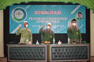 Tingkatkan Kualitas Pengurus MWC RANTING, PCNU Kota Pasuruan Gelar Sosialisasi POA Nahdlatul Ulama