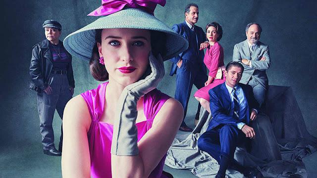 'La Maravillosa Señora Maisel' no puede falta en la lista 10 comedias dramáticas imprescindibles