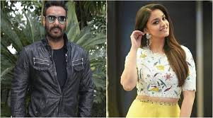 AJay Devgan and Priyamani
