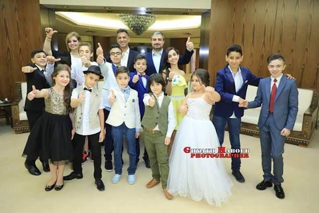 """ثلاث عشرة موهبة غنائية من أطفال سورية في حفل """"نجومك بالعالي يا سورية"""""""
