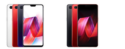 Oppo R15, Oppo R15 Dream Mirror Edition with 6.28-inch 19:9 Display, 6GB RAM launched in China