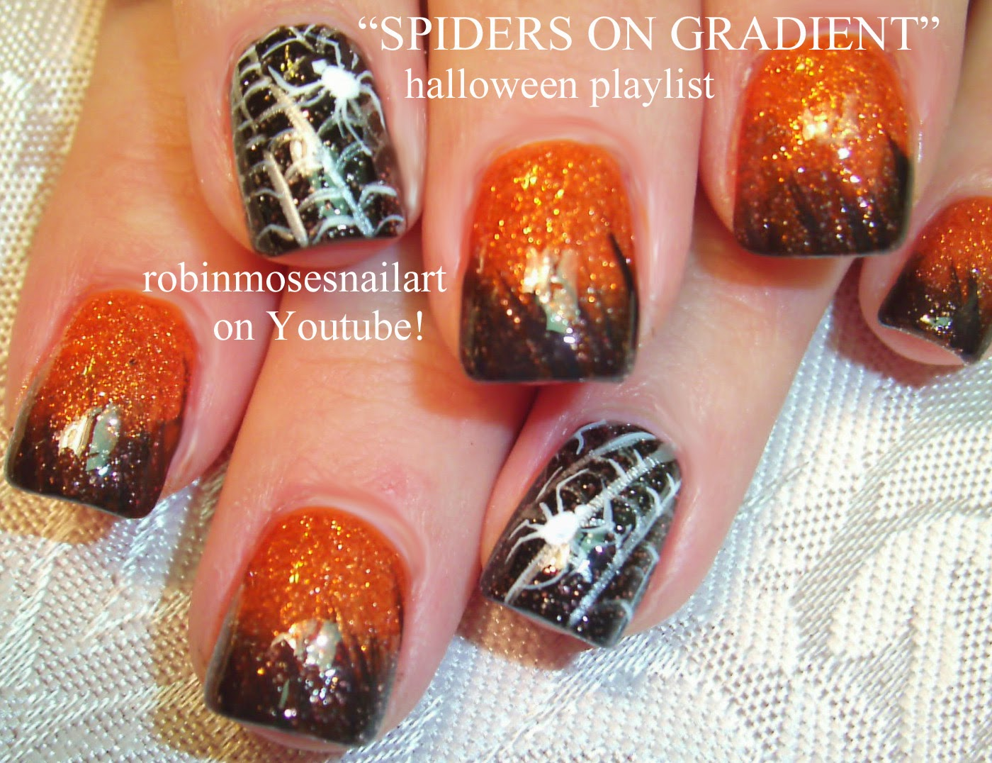 Robin Moses Nail Art: October 2013