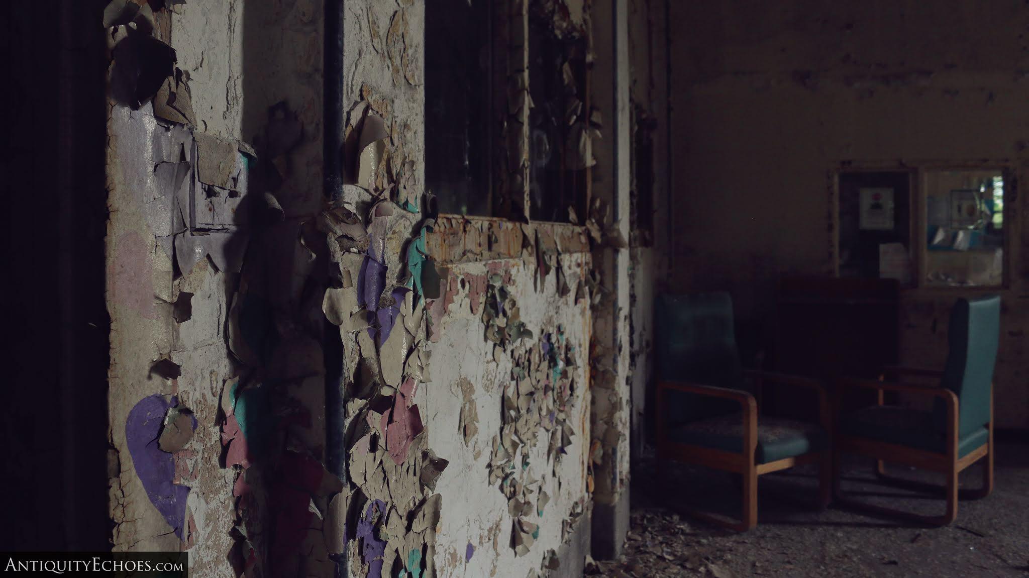 Overbrook Asylum - Heavy Peeling