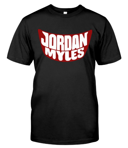 Jordan Myles T Shirt WWE Design Shirt Hoodie Sweatshirt. GET IT HERE