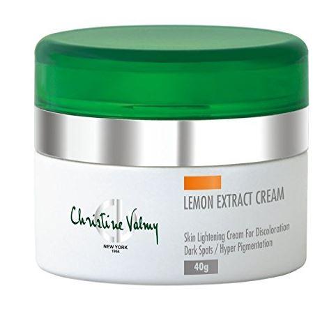 Christine Valmy Lemon Extract Cream