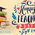 A good teacher teaches from the heart - Happy Teacher's Day