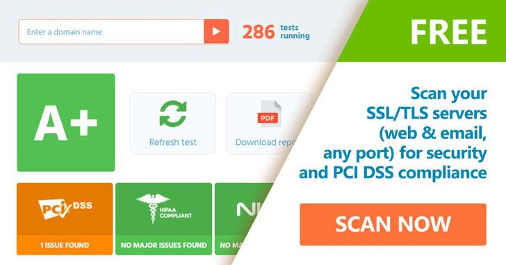 website security scanner