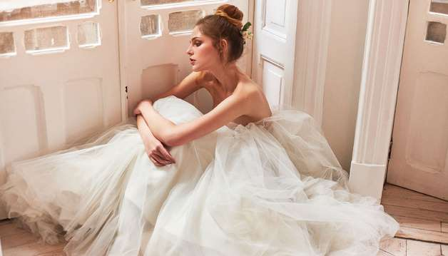 Peinados ideales para una novia boho