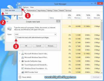 Open Elevated CMD (Admin Privileges) in Windows 8 and 8.1 - Pic 2