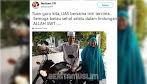 Heboh Foto Ustadz Somad dengan Istrinya Ternyata Hoaks, Ini Fakta Sebenarnya..