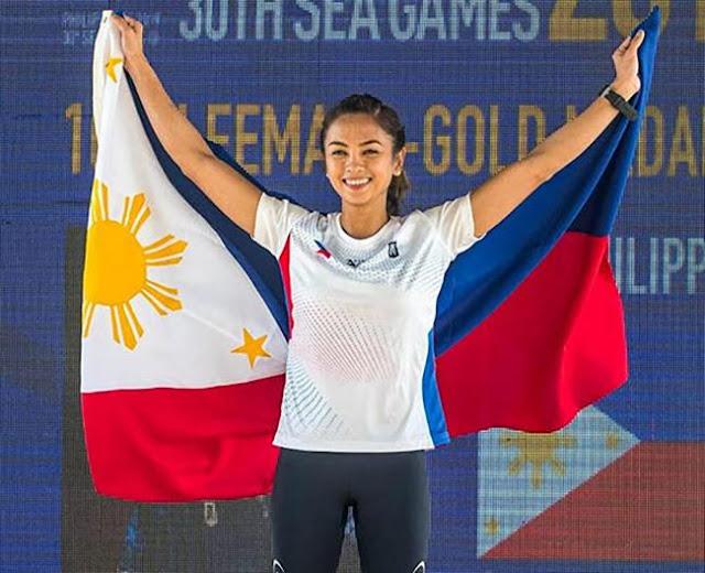 Thánh nữ tuyệt đẹp ở SEA Games: Trầm trồ với màn phá kỷ lục thế giới