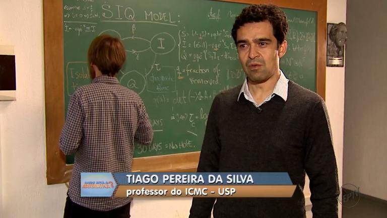 Tiago Pereira da Silva - Professor - ICMC/USP