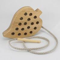 TT08, Threading Leaf, Lotes Wooden Toys