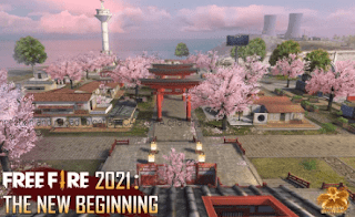 Garena Free Fire Mod New Beginning