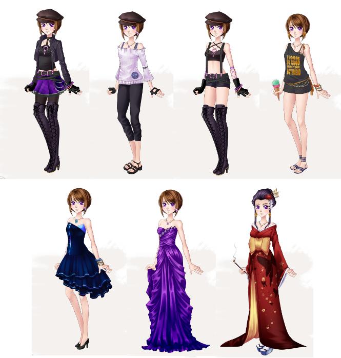 Portal Do świata Anime Xd Słodki Flirt Gra Otome
