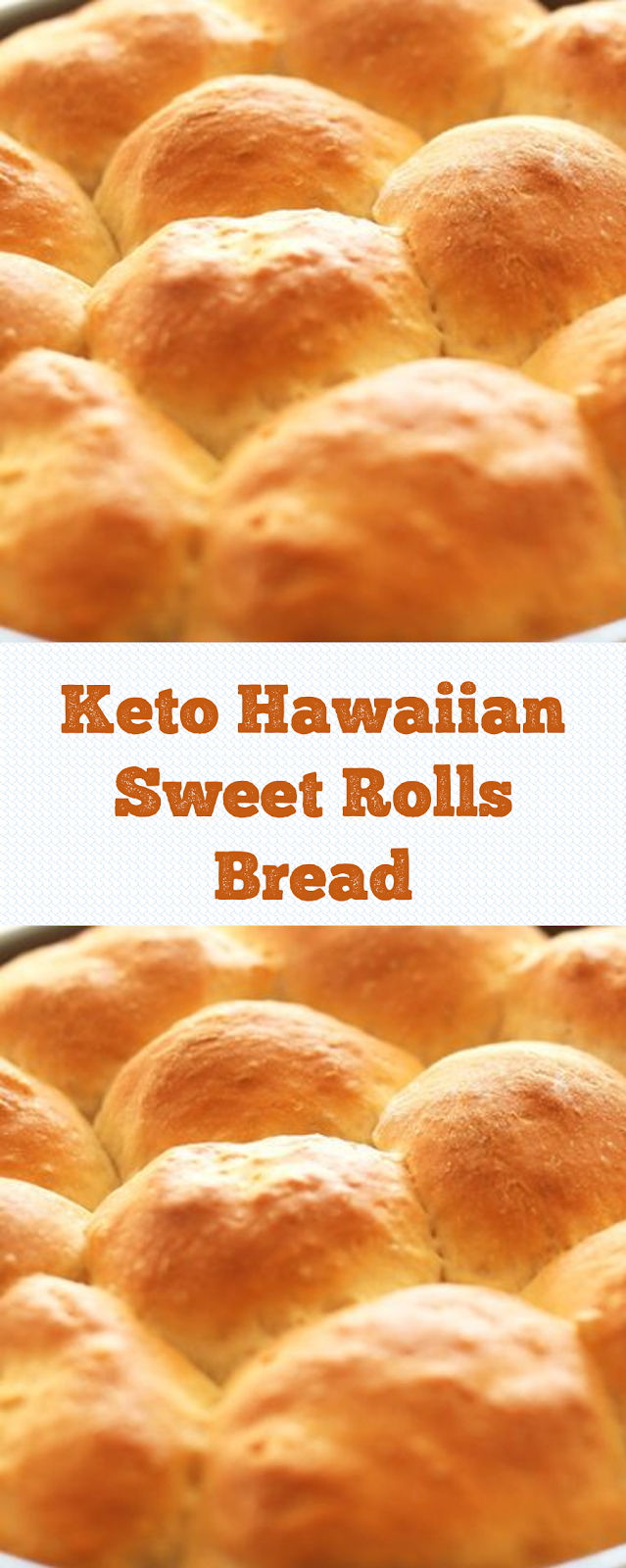 Keto Hawaiian Sweet Rolls Bread