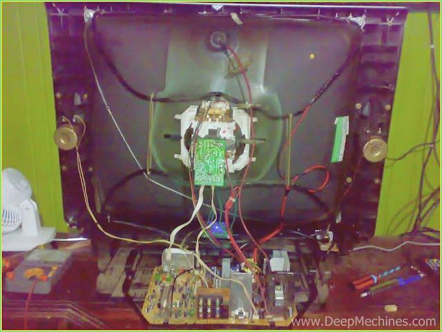 Kerusakan Mati Total TV Polytron 29-Inch U-Slim