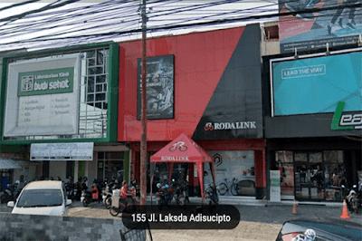 Toko Sepeda Rodalink Yogyakarta